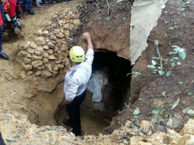 دستگیری ۵ نفر حفار غیر مجاز آثار تاریخی در شهرستان بیجار