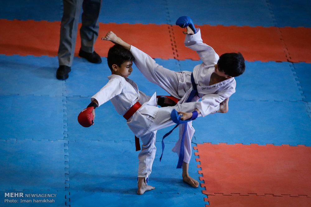 مسابقات قهرمانی کاراته نوجوانان