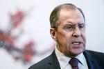 وزیر خارجه روسیه- لاوروف