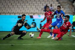 Tahran'daki zorlu maçın galibi İstiklal