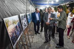 جشن مردمی هفته خبرنگار در شیراز