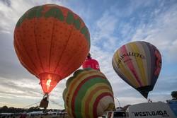 جشنواره بالون در بریستول انگلیس