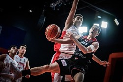 Young Iranian basketball players finish Asian c'ships with sixth place