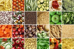محصولات کشاورزی 600 در 400