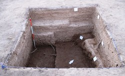 Ancient pottery kiln unearthed in Rey
