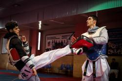 İranlı tekvandocular şampiyonluk için hazırlanıyor