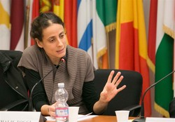 EU believes Iran deal is working: Mogherini aide