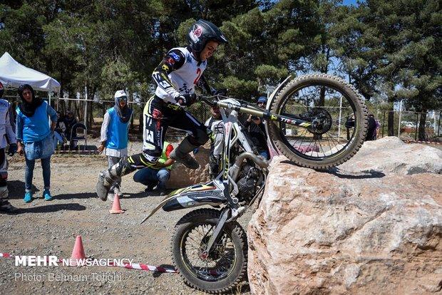 مسابقات البطولة الوطنية لدراجات الحواجز