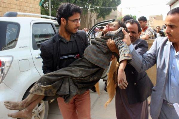 العدوان على اليمن يمثل مصلحة أمريكية بريطانية والسعودية لا تتردد بتقديم خدماتها لهما