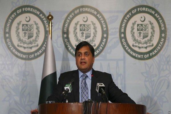 Pakistan to pursue economic ties with Iran despite US sanctions: Spokesman