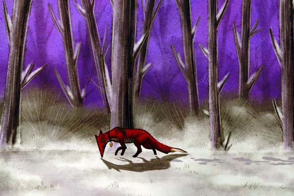 Iranian animation 'The Fox' goes to Canada, Serbia