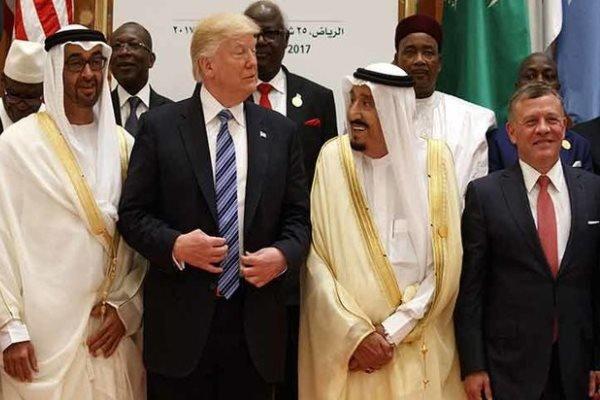 خوشخدمتی واشنگتن به شیخنشینان عرب/سرمستی زایدالوصف صهیونیسم