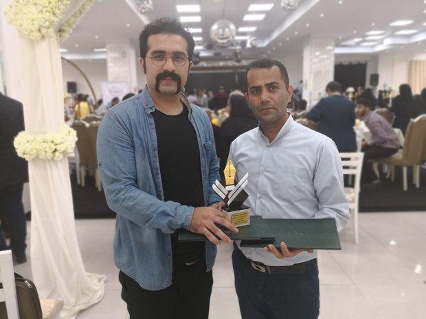 درخشش خبرگزاری مهر در جشنواره مطبوعات مازندران