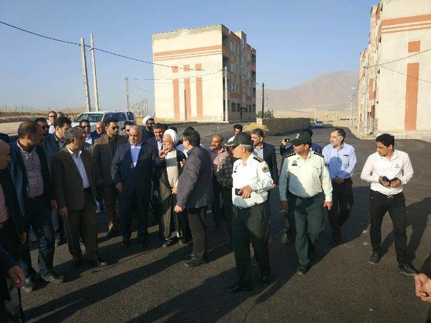 مسکن مهر «غمتسلی» در هفته دولت به بهرهبرداری میرسد