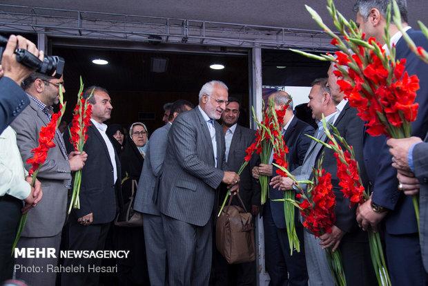 اعزام اولین گروه از زائران استان گلستان به مکه مکرمه