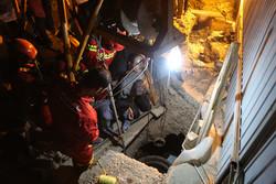 مرگ یک مقنی حین حفر چاه در سجاس