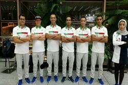 تیم ملی دوچرخه سواری کوهستان
