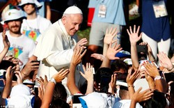 سهفهری پاپ بۆ ڕۆم