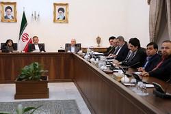 جلسه هيات امنای سازمان اسناد و كتابخانه ملی
