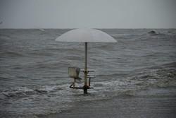 حراج ساحل در جویبار/ خداحافظ دریا