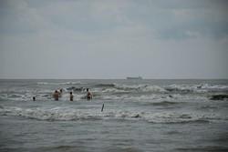 امواج ۴.۵ متری در راه خزر