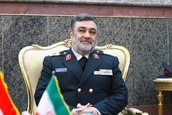 Security in Iran, Iraq borders decreases terrorist movements