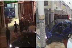 حادثه برای مسجدی در فرانسه
