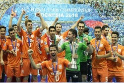 İran futsalda Asya birincisi oldu
