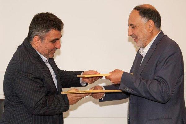 امضای تفاهمنامه بین ایرانسل و قرارگاه مهارت آموزی کارکنان وظیفه