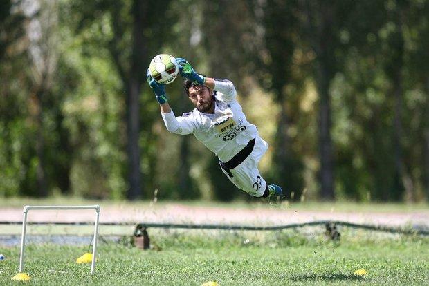 رکورددار فوتبال ایران با انگیزه و در انتظار فرصت