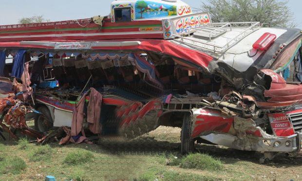 خیبر پختونخواہ میں تصادم کے نتیجے میں 4 اہلکار جاں بحق