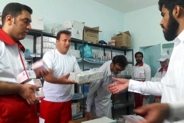 مدیرعامل جمعیت هلالاحمر استان مرکزی: کاروان سلامت هلالاحمر مرکزی به 2700 نفر در سیستان خدماترسانی کرد