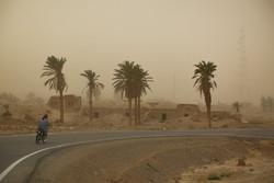 وزش باد با سرعت ۱۰۴ کیلومتر بر ساعت زابل را در نوردید