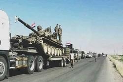 الجيش السوري يستقدم تعزيزات عسكرية إلى إدلب