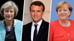 Germany, Britain, France