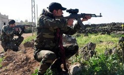 Syrian Army units boost positions in Sweida