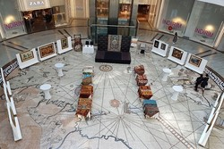 Ankara hosts Iranian carpets' exhibition
