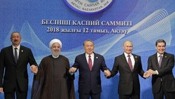 Caspian Sea Summit