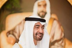 ولیعهد ابوظبی وارد عربستان شد