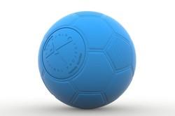 Patlamayan futbol topu üretildi