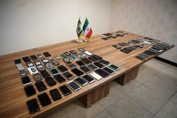 سرقت تلفن همراه بیماران توسط سارق زن بیمارستانهای شمال پایتخت