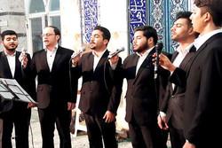 اجراهای تلویزیونی گروه همخوانی «آل یاسین» در اعیاد قربان و غدیر