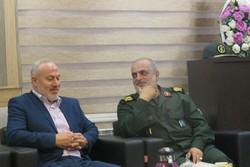 رزمندگان ایران خود را برای نبرد آزادسازی فلسطین آماده کرده اند