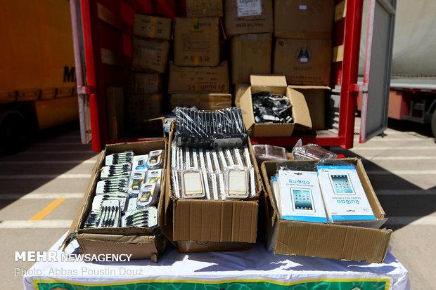 کشفیات کالاهای قاچاق در عملیات مرصاد ۱۰