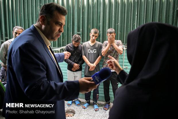 دستگیری سارقان تلفن همراه
