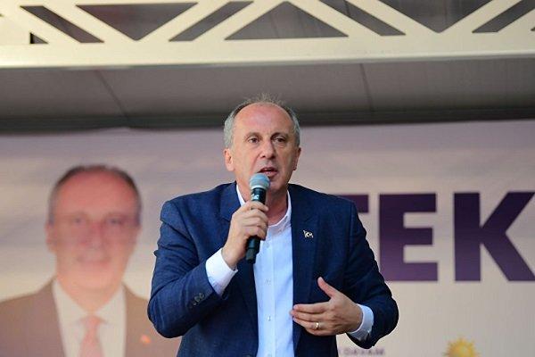 Muharrem İnce, 2023 seçimlerinde aday olacağını açıkladı