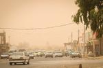 وزش باد با سرعت ۱۰۸ کیلومتر برساعت در زابل/طوفان ادامه دارد