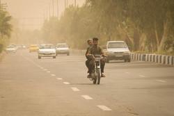 آلودگی هوای زابل به ۷ برابر حد مجاز رسید