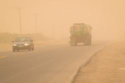 سرعت باد در سیستان و بلوچستان به بیش از ۹۰ کیلومتر بر ساعت میرسد