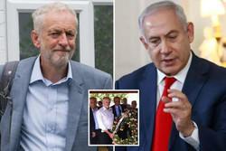 دعوای «کوربین» و «نتانیاهو» در توئیتر/ «جرمی» استخوانی در گلوی طرفداران «بی بی»